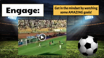 Google Slides: Division Practice with Soccer Theme