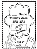 Google Slides End of the Year Memory Book