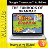 Google Slides: FUNbook of Grammar: 350 Grammar & Language Activities