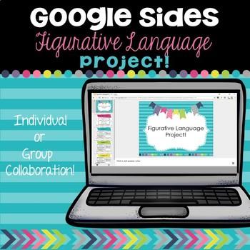 Google Slides Figurative Language Project!