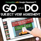Google Slides™ | GO and DO verbs