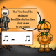 Interactive Music Game-(Rhythm) Google Slides Mia's Mystical Measures-Half notes