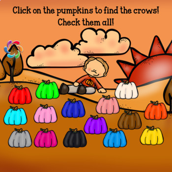 Google Slides Games- Fall Fun with Facts BIG Bundle