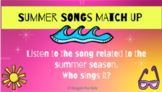 Google Slides Guess the Summer Song Virtual Meeting Game