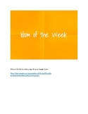 Google Slides Idiom of the Week Practice