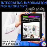 Integrate Information: Multiple Texts - RI.4.9 / RI.5.9 Go