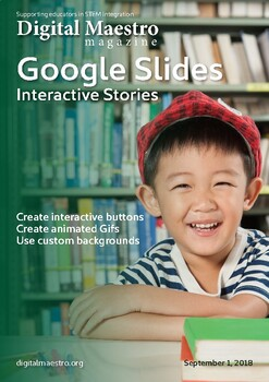 Google Slides Interactive Stories (Distance Learning)