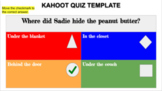 Google Slides Kahoot Question Creator for Students