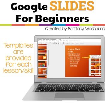 Google Slides Lessons for Beginners