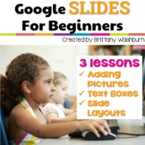 Google Slides Lessons for Beginners