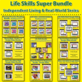OVER 3,000 Google Slides!  LIFE SKILLS SPECIAL EDUCATION S