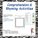 Google Slides - Making Connections & Rhyming Activities us
