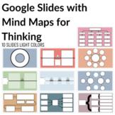 Google Slides Mind Map Templates (10)