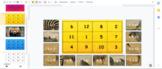 Google Slides Multiplication Facts (1-12) Animal Mystery P