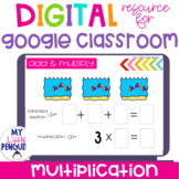 Google Slides: Multiplication as Repeated Addition   Dista