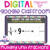 Google Slides: Multiply Unit Fractions by a Whole Number  