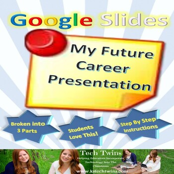 Google Slides - My Future Career Presentation