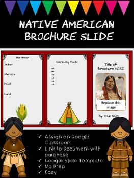 Google Drive Native American Brochure