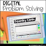 Google Slides - Problem Solving {Distance Learning}