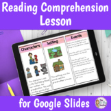 Reading Comprehension Lesson | Distance Learning