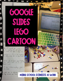 Google Slides Science Lego Cartoon for Distance Learning G