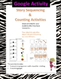Google Slides - Sequencing and Counting using Little Old L