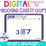 Google Slides: Short Division 2-digits by 1-digit NO Remai
