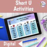 Short U Digital Activities | Distance Learning
