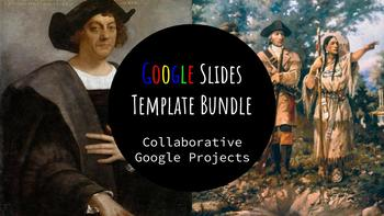 Google Slides Templates Bundle (3rd, 4th, and 5th Grade)