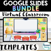 Google Slides Templates Virtual Classroom Templates for Di
