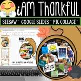 Google Slides Thanksgiving Activity