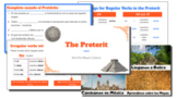 Google Slides / The Preterit / Intermediate Spanish