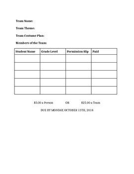 Dodgeball Tournament Registratio