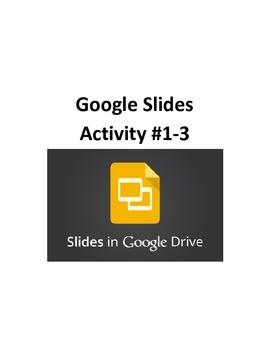 Google Slides Unit