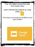 Google Slides and Fish Anatomy Lesson Plan
