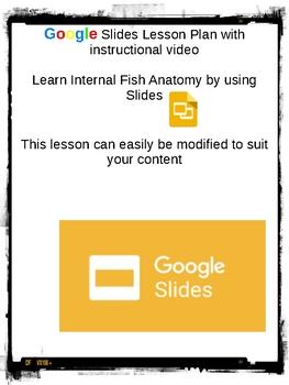 Google Slides and Fish Anatomy Lesson Plan