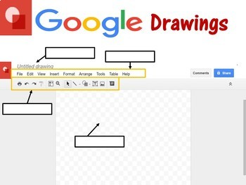 Google Docs, Slides, Drawing & Slides: Drag & Drop Activity (Grades K-3)
