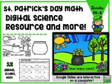 St. Patrick's Day Digital  Slides Interactive and Paper Pack