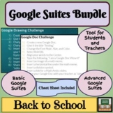 Google Suites Student Training - Distance Learning - Docs