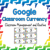 #ausbts18 Google Themed Classroom Currency