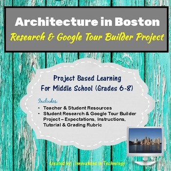Google Tour Builder - Explore the Architectural Landmarks of Boston