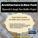 Google Tour Builder - Explore the Architectural Landmarks of New York City