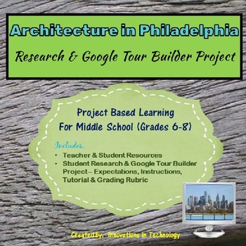 Google Tour Builder - Explore the Architectural Landmarks of Philadelphia