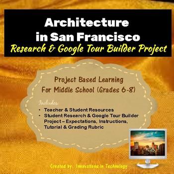 Google Tour Builder - Explore the Architectural Landmarks of San Francisco