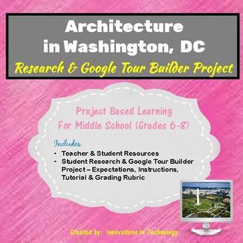 Google Tour Builder - Explore the Architectural Landmarks of Washington, DC