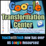 Google Transformation Center Guide