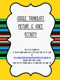 Google Translate (Photo & Voice)