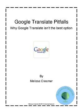 Google Translate Pitfalls