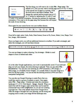 Google Tutorial for 2016 (Docs, Sheets, Slides, Drawings, & Forms)