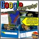 Google Earth US Physical Geography Lesson Set, Exploration & Scavenger Hunt